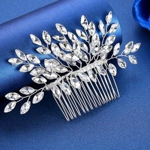 Beautiful Wedding Party Hair Comb